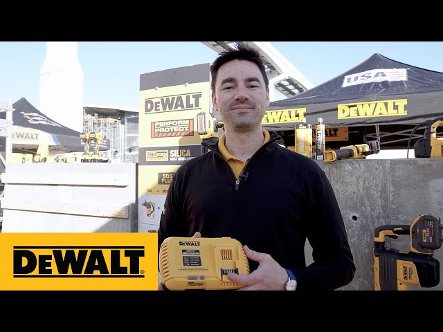 DEWALT 12 Amp Fast Charger (DCB1112) Product Overview