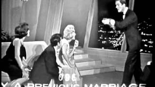 The Dick Van Dyke Show cast on Stump the Stars (1962) - Part 2