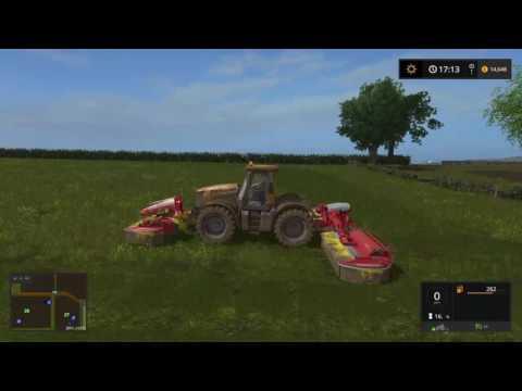 Farming Simulator 17 (PS4 Hard) - Lowlands Aberdeenshire