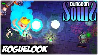 Roguelook   Dungeon Souls (First Impressions / Gameplay)