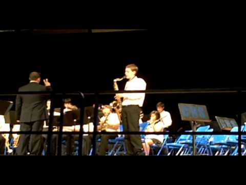 Dawnwood Middle School Jazz Band 5/11/2010