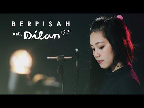 Berpisah (OST. Dilan 1991) - Melani & Rusdi Cover   Live Record