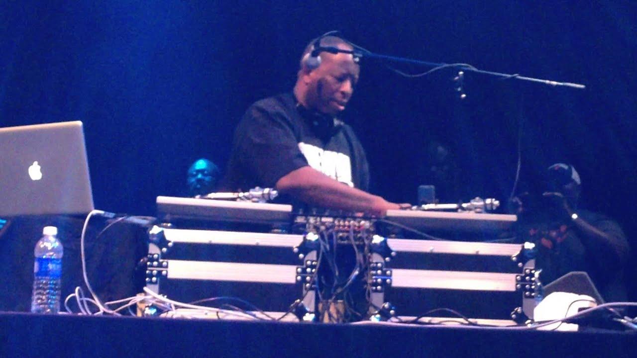 DJ Premier - Ten Crack Commandments (Live In DC) - YouTube