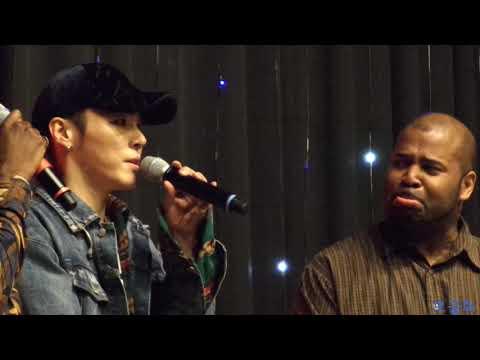 [2018.02.09] 휘성(Wheesung) tbs-Men on Air 100회특집 공개방송