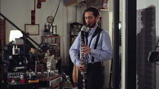 Crippled Tango (Bass clarinet and Piano) - Jorge Variego