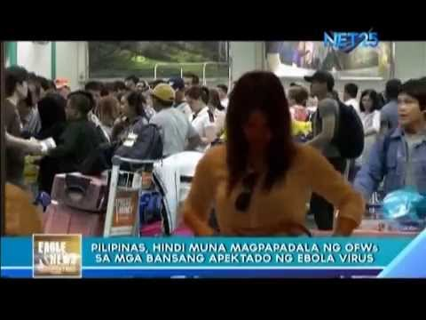 Philippines stop sending OFWs to West Africa