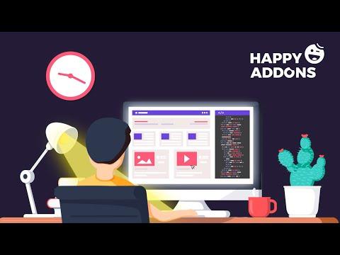 Introducing HappyAddons Pro