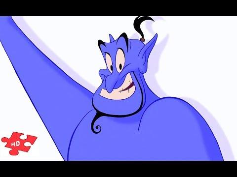 АЛЛАДИН / Смешные, Прикольные Моменты / мультфильм, 1992 трейлер / ДИСНЕЙ /свой трейлер