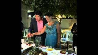 Ali Daher Wedding in Lebanon 2015 to his cousin Sherin