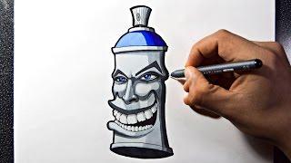 Graffiti Art On Paper | Zeichnen