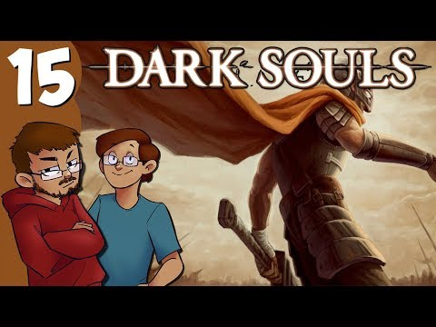 Let's Play | Dark Souls - Part 15 - Maneater Mildred Invasion