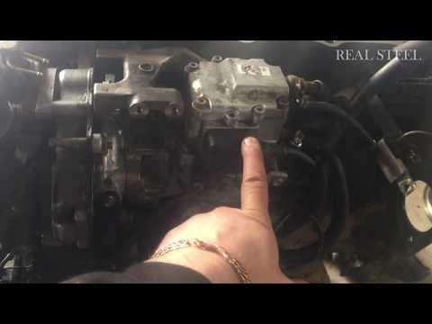 Стоимость капремонта двигателя  Mitsubishi Pajero III.
