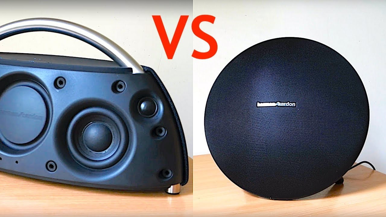 Harman Kardon Go+Play 2016 vs Onyx Studio 3 Bass Test!!! - YouTube