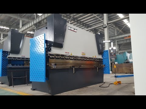 Export to Kuwait Metal Folder| Plate Bending Machine| Brake Metal | CNC Brake | Bent Plate