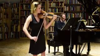 Mozart Sonata in E minor K 304 - Tempo di Minuetto