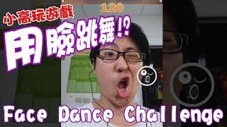 用臉跳舞!? Face Dance Challenge:Alan Walker - Fade [小高玩遊戲]