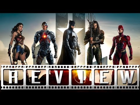 Justice League: A Film Rant Movie Review
