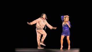 Black Eyed Peas hologram (Fergie and Taboo for NRJ Awards 2011)