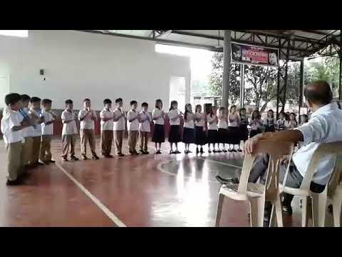 Amasing Grace /mendez elementary school flute kids..