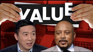 Daymond John PowerTalks - Andrew Yang on demonstrating your value without EVER meeting in person
