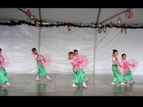 Ms. Wei's Cultural & Ballet Dance Academy - Christmas 2013
