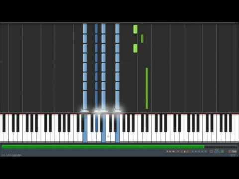 Coldplay - Yellow Synthesia