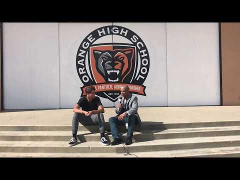 Jason Wilkinson Interview (Part 1) QB Orange High School, California