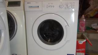 Beko WM5101W Washing Machine : AA 40'c
