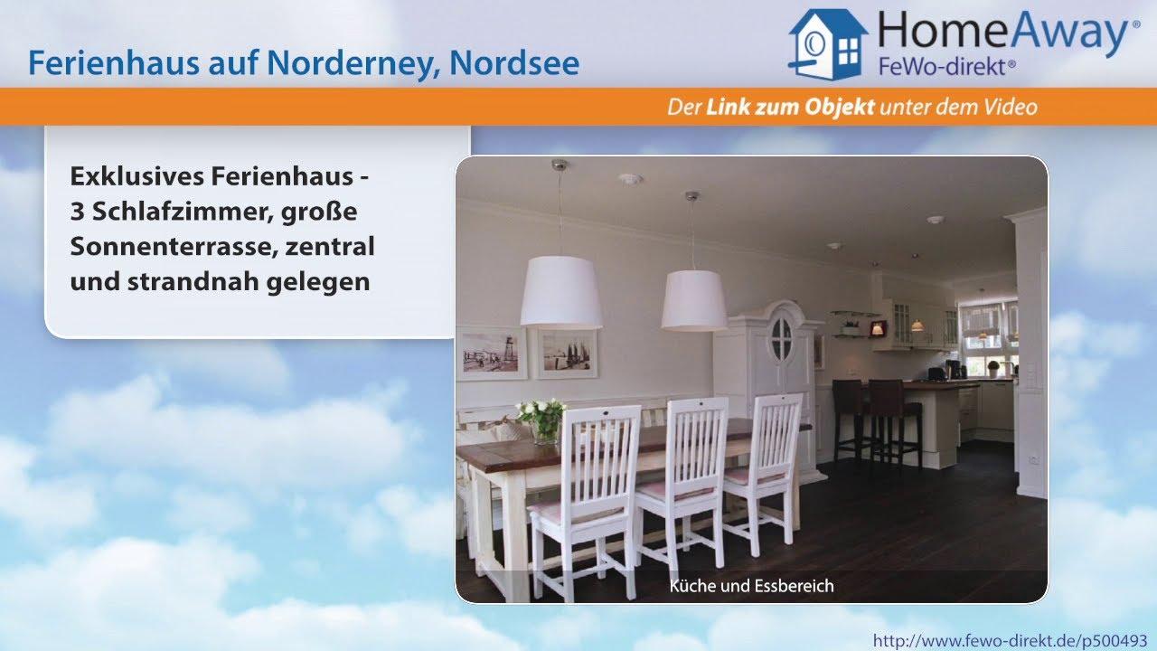 Norderney: Exklusives Ferienhaus - 3 Schlafzimmer, große ...