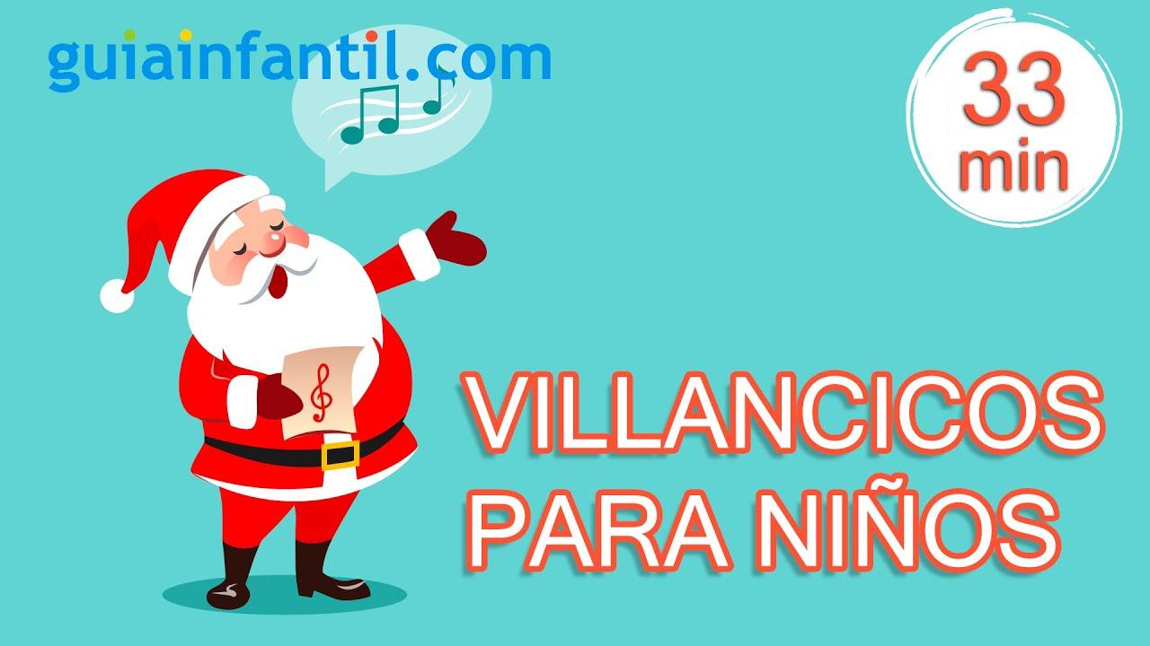 White Christmas Villancicos En Inglés Para Niños