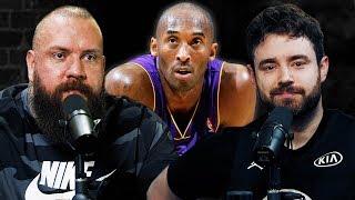 Laurence McKenna's Emotional Tribute To Kobe Bryant