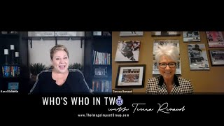 Who's Who in Two w/Teresa Renaud