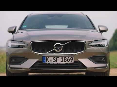 The new Volvo V60 Exterior Design