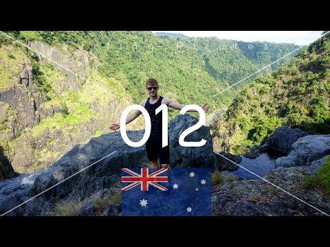 Wasserfall im Regenwald - SPRACHLOS / Work and Travel Australien / Vlog #012
