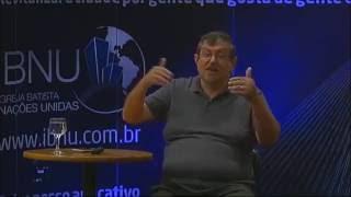 Deus Ama os Árabes - Gênesis 16 | Luiz Sayão | IBNU