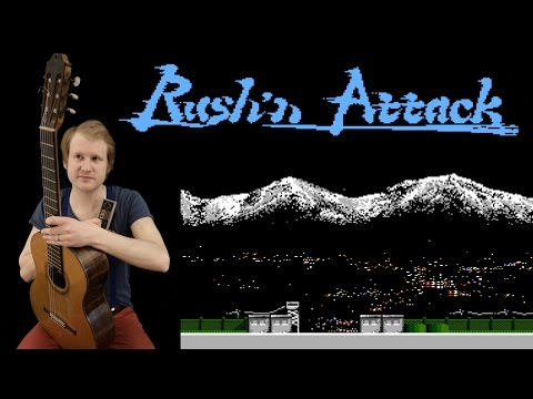 Rush N Attack – Stage 1 (Guitar and Bass)