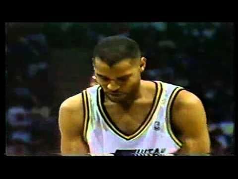 1990-91 Sixers vs. Jazz (9/9)