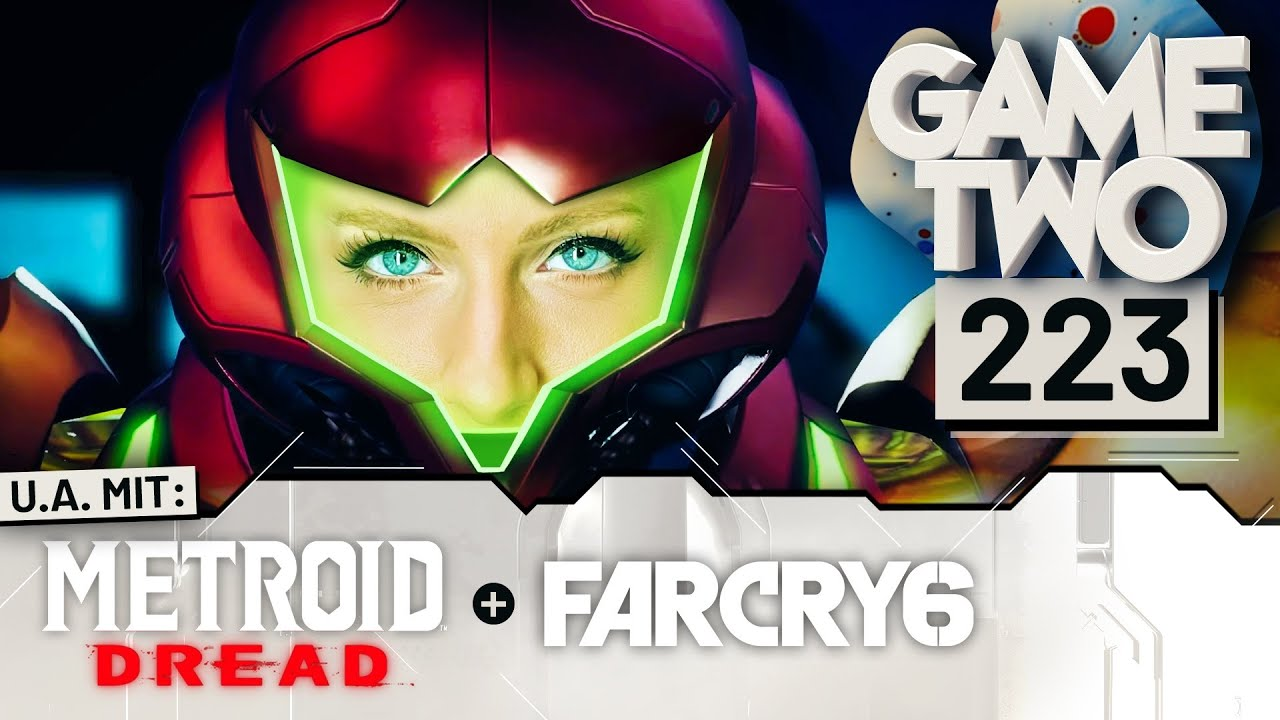 Download Far Cry 6, Battlefield 2042, Metroid Dread | GAME TWO #223