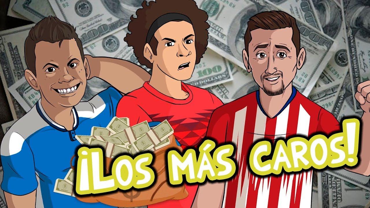 Download Los 8 futbolistas mexicanos más caros del momento