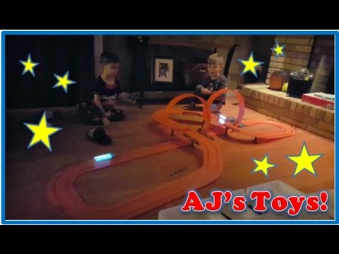 Hot Wheels Electric Race Track