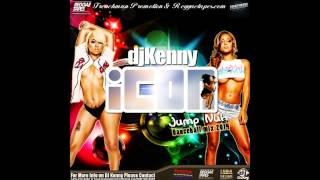 DJ KENNY ICON JUMP NUH DANCEHALL MIX SEP 2014