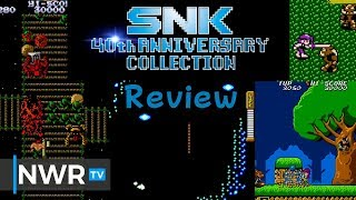 SNK 40th Anniversary Collection (Nintendo Switch) Review (Video Game Video Review)