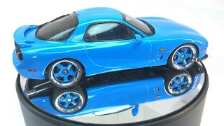 Revell Mazda RX-7 Éfini 1/24