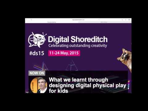 Digital Shoreditch Festival 2015 - Councils Chambers - Morning Talks