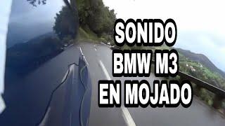 Cover images BMW M3 E46 Sonido y Prueba en mojado con cámara exterior