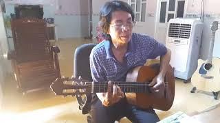 THUYẾT BOLERO hát với guitar ca khúc: CÁNH BUỒM CHUYỂN BẾN. tác giả: Hoài Linh.