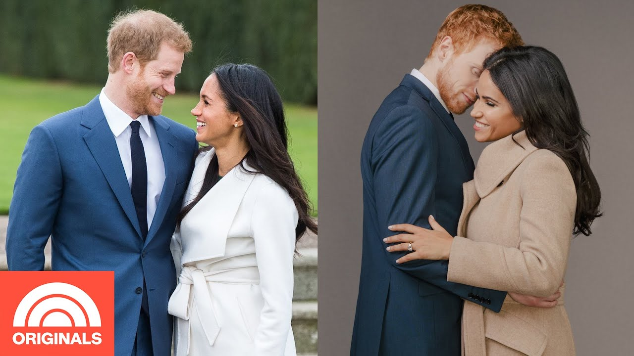 How These Stars Transformed To Play Prince Harry & Meghan Markle | Today