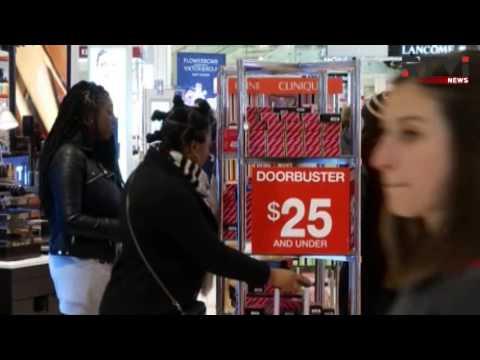 «Черная пятница» открыла сезон рождественских распродаж в США
