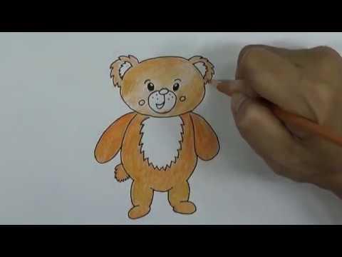 Cara Menggambar Dan Mewarnai Dengan Mudah Menggunakan Pencil Cara