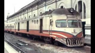 Ferrocarriles argentinos coche motor fiat